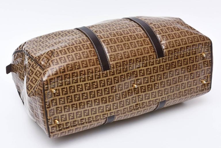 Fendi Large Overnight/ Travel Bag / SALE SALE 5