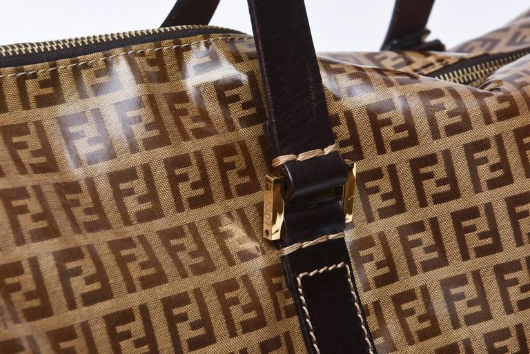 Fendi Large Overnight/ Travel Bag / SALE SALE 6