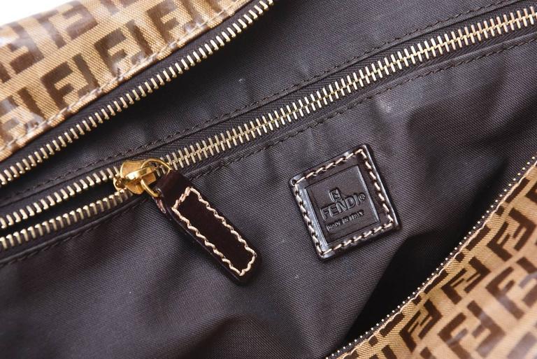 Fendi Large Overnight/ Travel Bag / SALE SALE 8