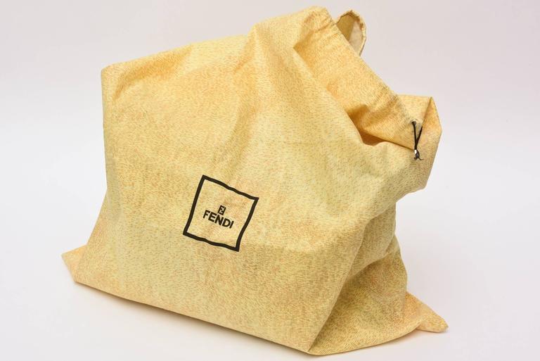 Fendi Large Overnight/ Travel Bag / SALE SALE 10