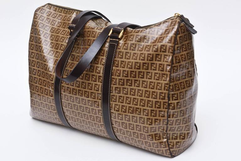 Fendi Large Overnight/ Travel Bag / SALE SALE 4