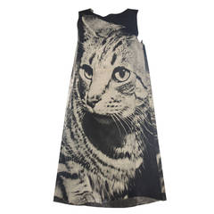 London Series Paper Dress Designed by Harry Gordon
