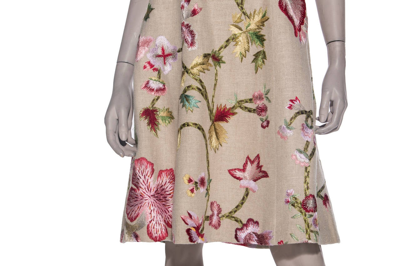 Oscar De la Renta Circa 1990s For Sale 2