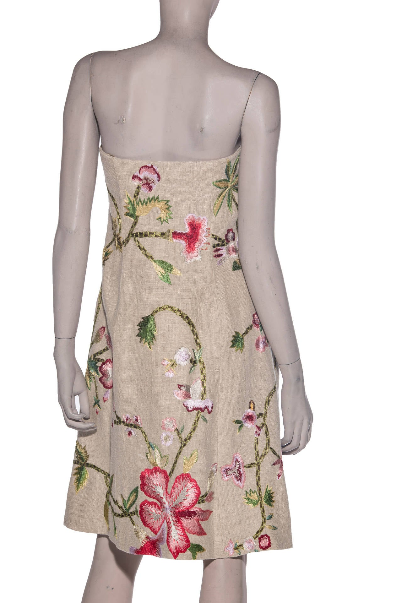 Women's Oscar De la Renta Circa 1990s For Sale