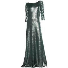 Marc Jacobs Sequin Evening Dress, Autumn - Winter Circa 2013