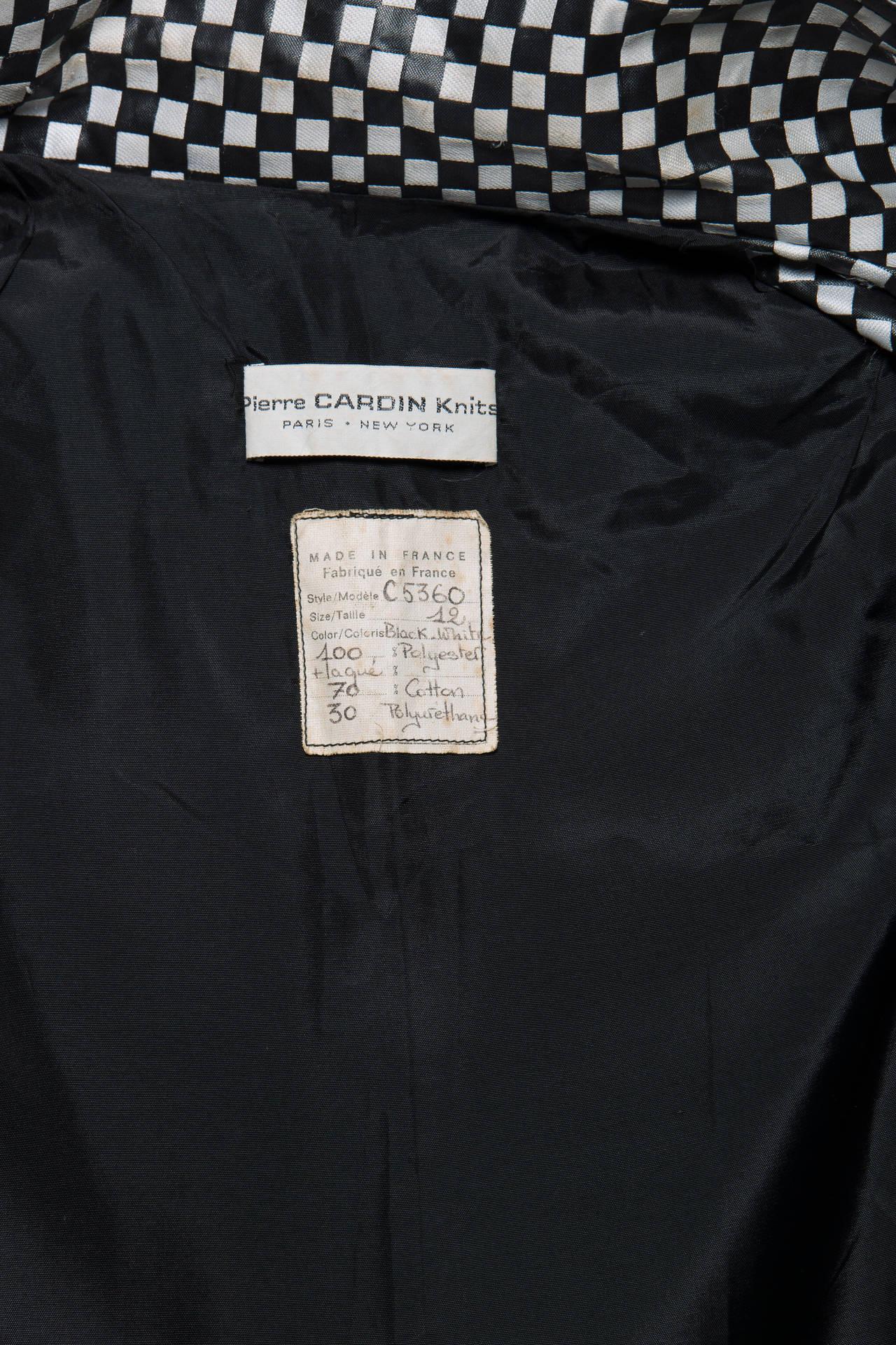 Pierre Cardin Circa 1960s For Sale 5