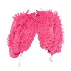 Comme des Garcons Pink Bolero, Circa 2007