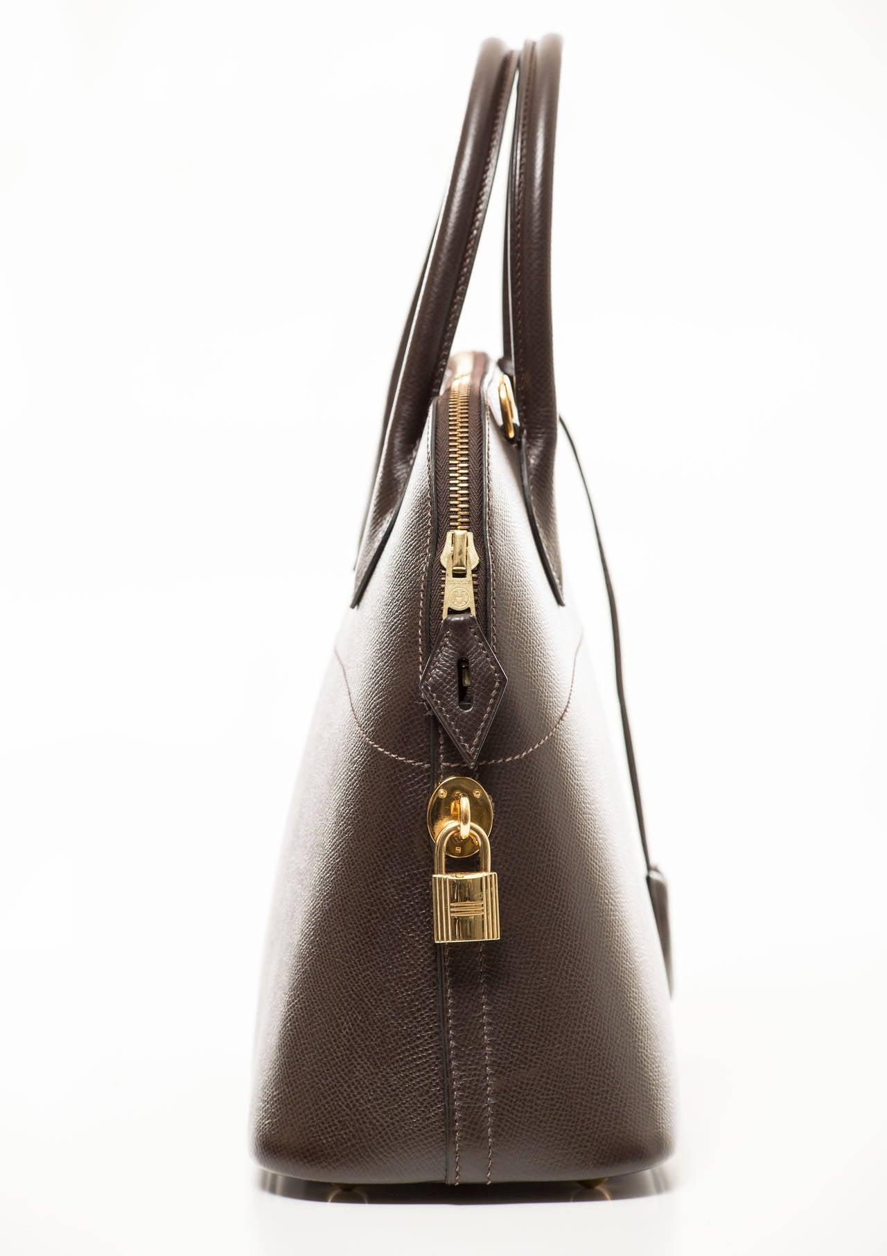 Hermes Bolide Handbag at 1stdibs
