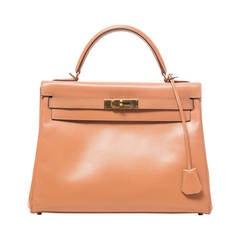 Hermes Kelly Handbag 32 Cm
