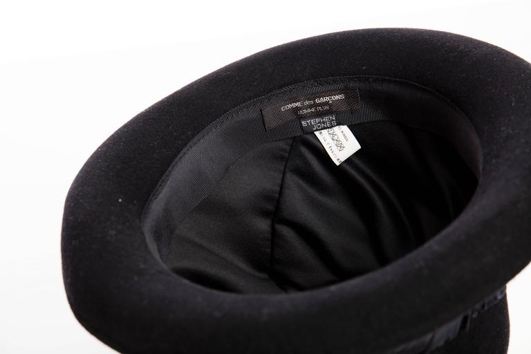 Comme Des Garcons Homme Plus By Stephen Jones Men 39 S Wool