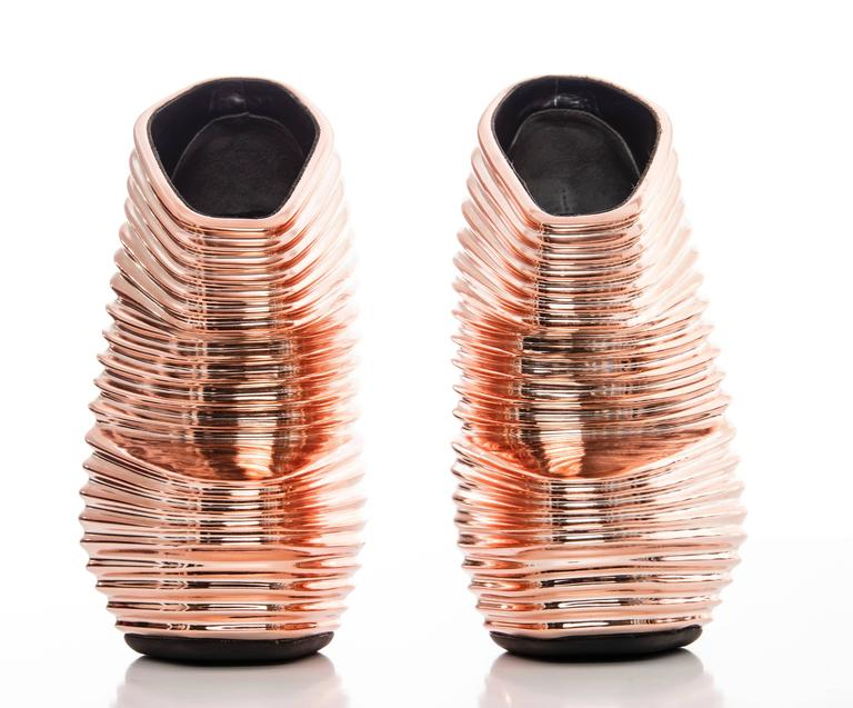 Nova Shoe by Zaha Hadid for United Nude at 1stdibs