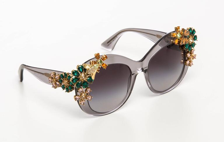Dolce & Gabbana Enchanted Beauties Collection Sunglasses, Spring - Summer 2015 2