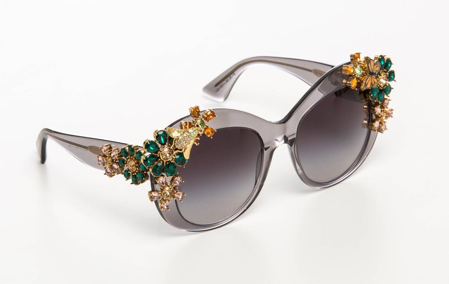 Dolce And Gabbana Enchanted Beauties Collection Sunglasses