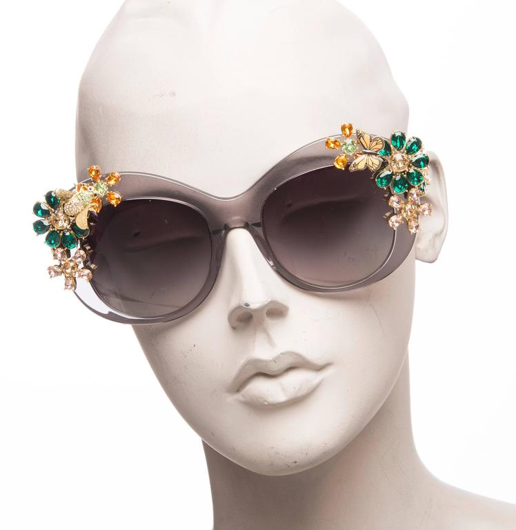 Dolce & Gabbana Enchanted Beauties Collection Sunglasses, Spring - Summer 2015 3