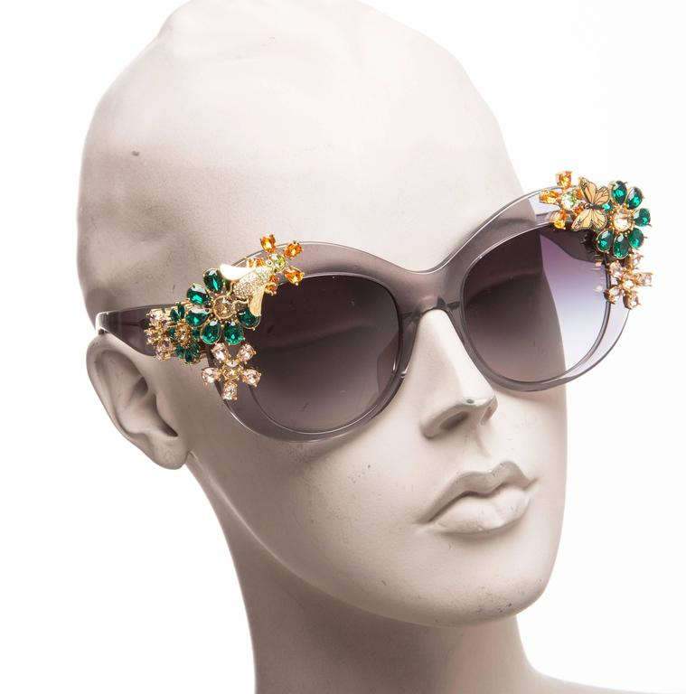 Dolce & Gabbana Enchanted Beauties Collection Sunglasses, Spring - Summer 2015 4