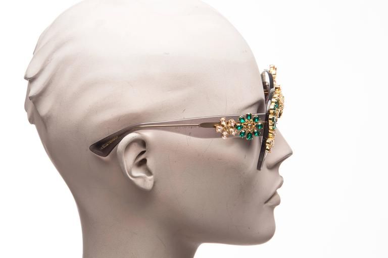 Dolce & Gabbana Enchanted Beauties Collection Sunglasses, Spring - Summer 2015 5