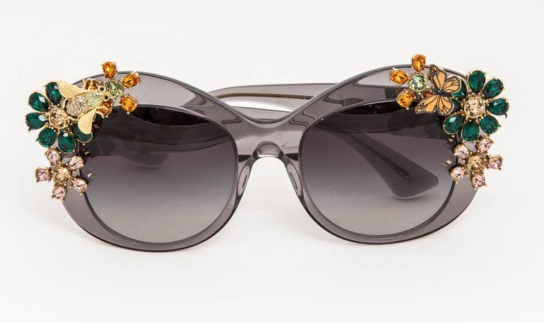 Dolce & Gabbana Enchanted Beauties Collection Sunglasses, Spring - Summer 2015 8