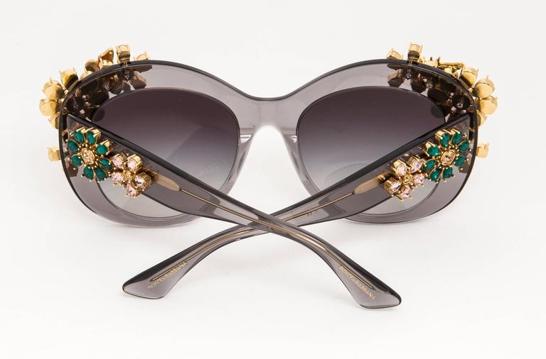 Dolce & Gabbana Enchanted Beauties Collection Sunglasses, Spring - Summer 2015 9