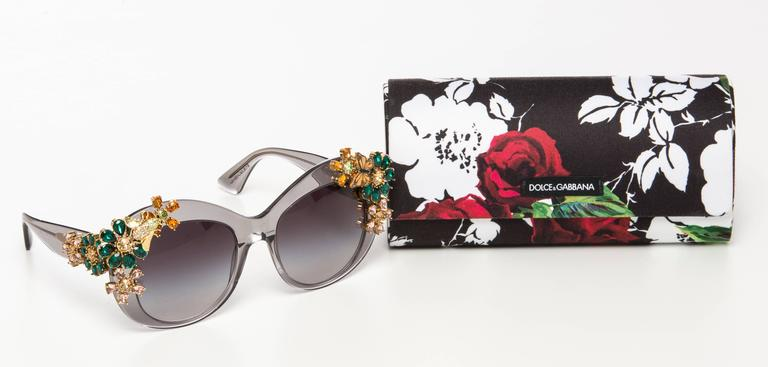 Dolce & Gabbana Enchanted Beauties Collection Sunglasses, Spring - Summer 2015 10
