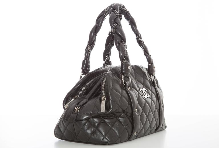Chanel Lady Braid Bowler Bag, Autumn - Winter 2006 2