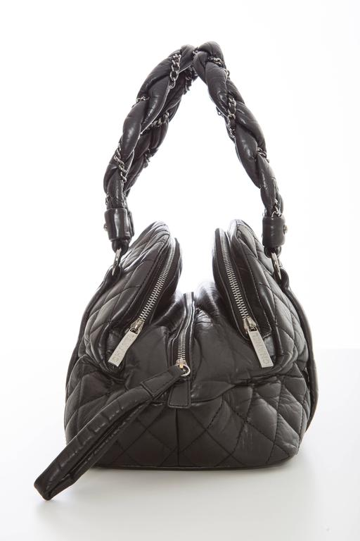 Chanel Lady Braid Bowler Bag, Autumn - Winter 2006 4