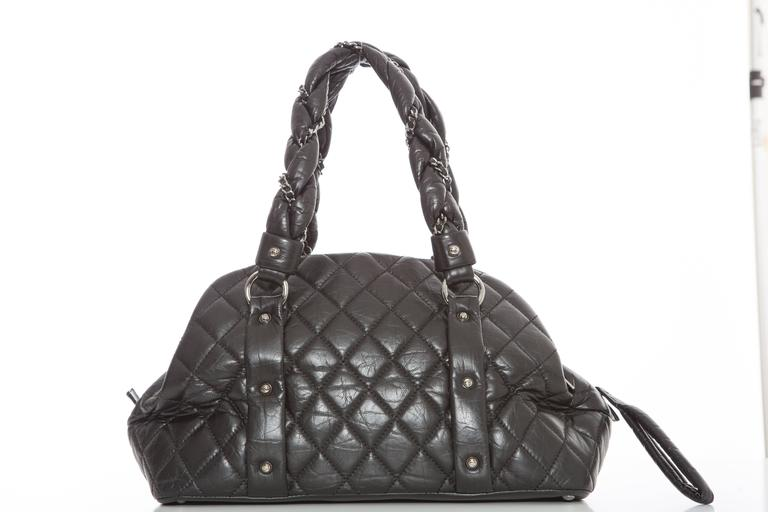 Chanel Lady Braid Bowler Bag, Autumn - Winter 2006 3