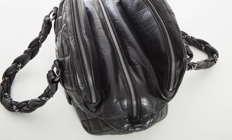 Chanel Lady Braid Bowler Bag, Autumn - Winter 2006 6