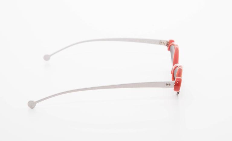 Onkel German Sunglasses  In Excellent Condition For Sale In Cincinnati, OH