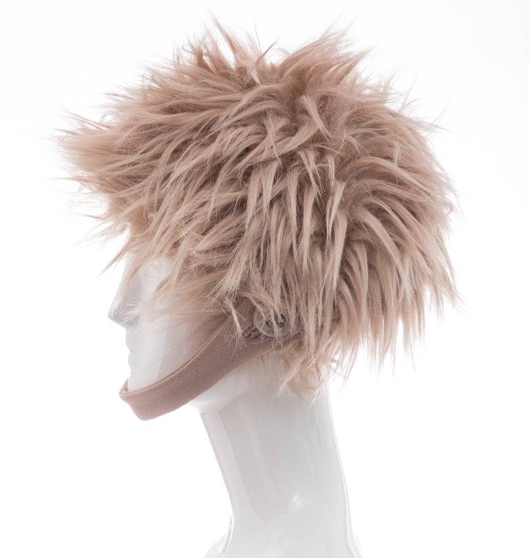 Women's Prada Runway Hat, Fall 2011 For Sale