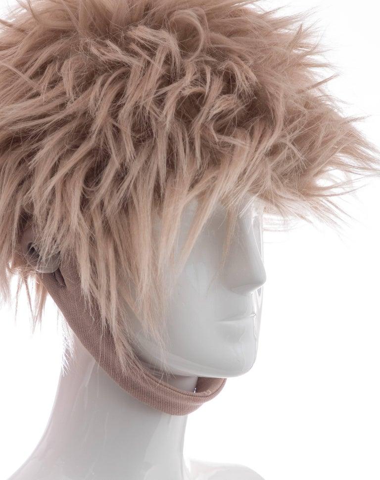 Prada Runway Hat, Fall 2011 For Sale 1