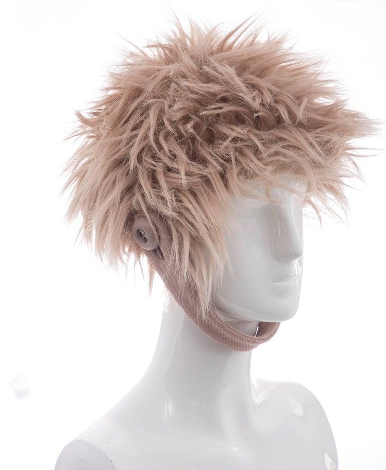 Prada Runway Hat, Fall 2011 For Sale 3