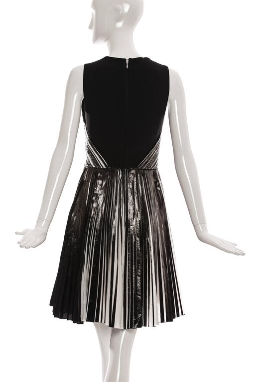 Proenza Schouler Sleeveless Crystal Pleated Dress, Spring - Summer 2014 5