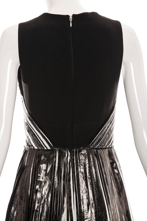Proenza Schouler Sleeveless Crystal Pleated Dress, Spring - Summer 2014 9