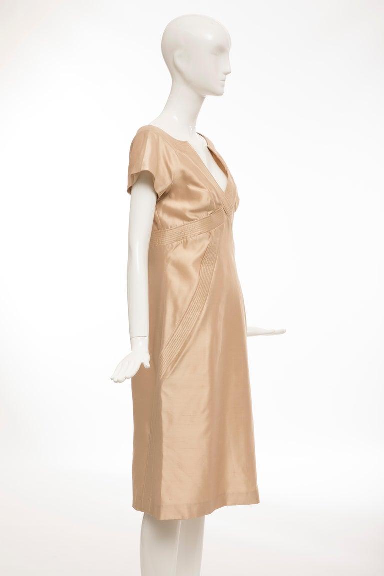 Alexander McQueen Silk Evening Dress, Spring 2006 In New Condition For Sale In Cincinnati, OH
