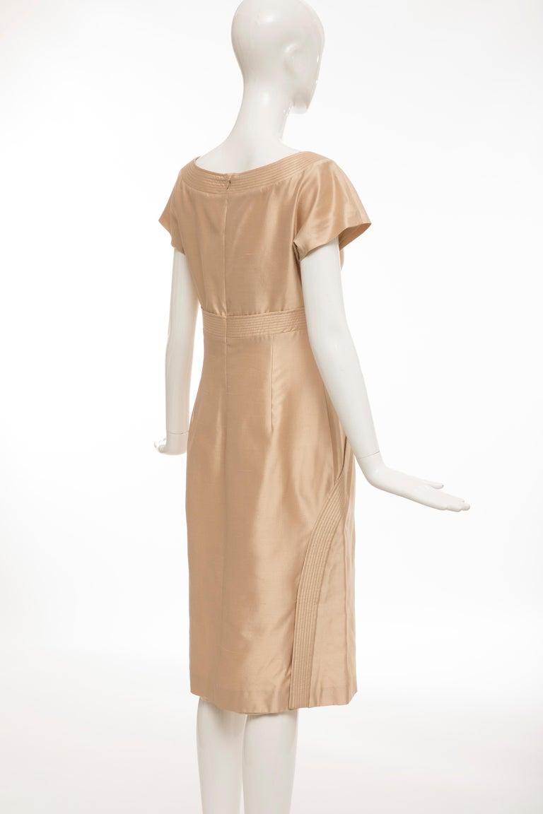 Alexander McQueen Silk Evening Dress, Spring 2006 For Sale 1