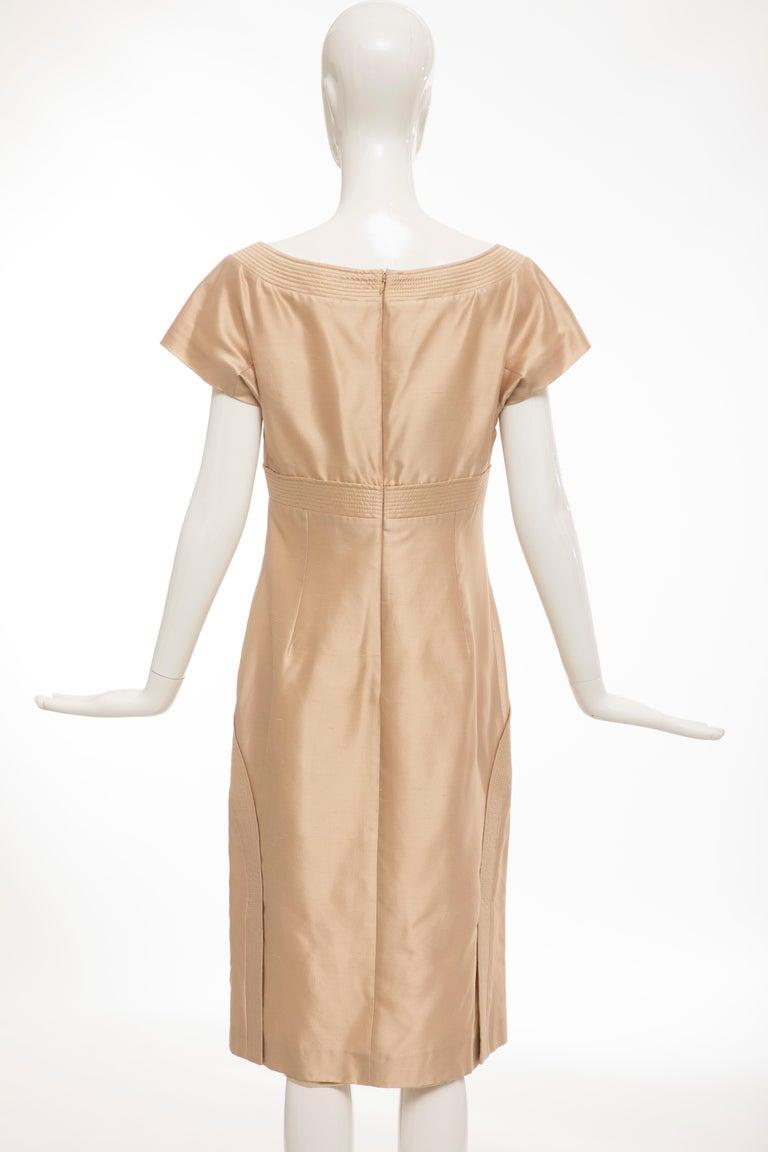 Alexander McQueen Silk Evening Dress, Spring 2006 For Sale 2