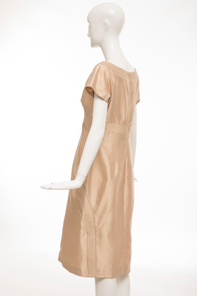 Alexander McQueen Silk Evening Dress, Spring 2006 For Sale 3