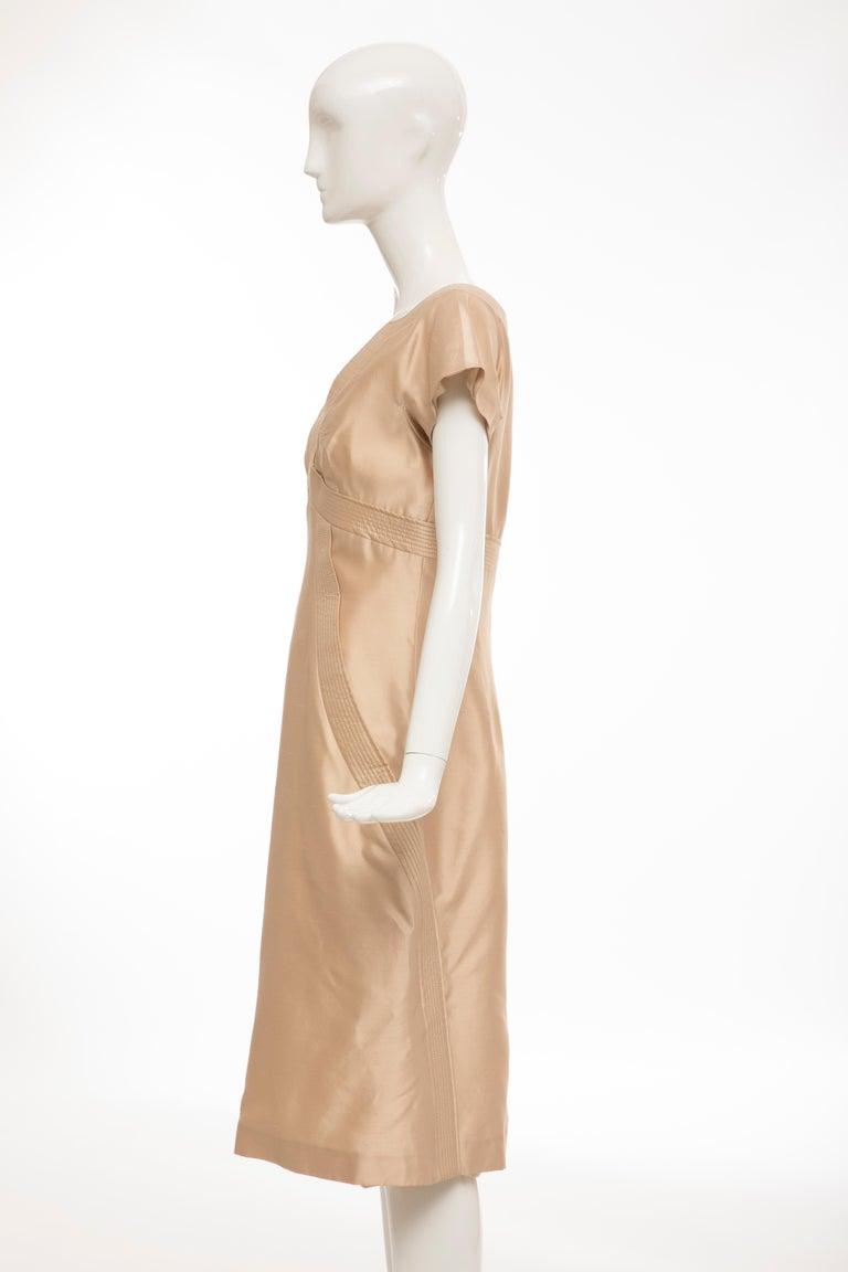 Alexander McQueen Silk Evening Dress, Spring 2006 For Sale 4