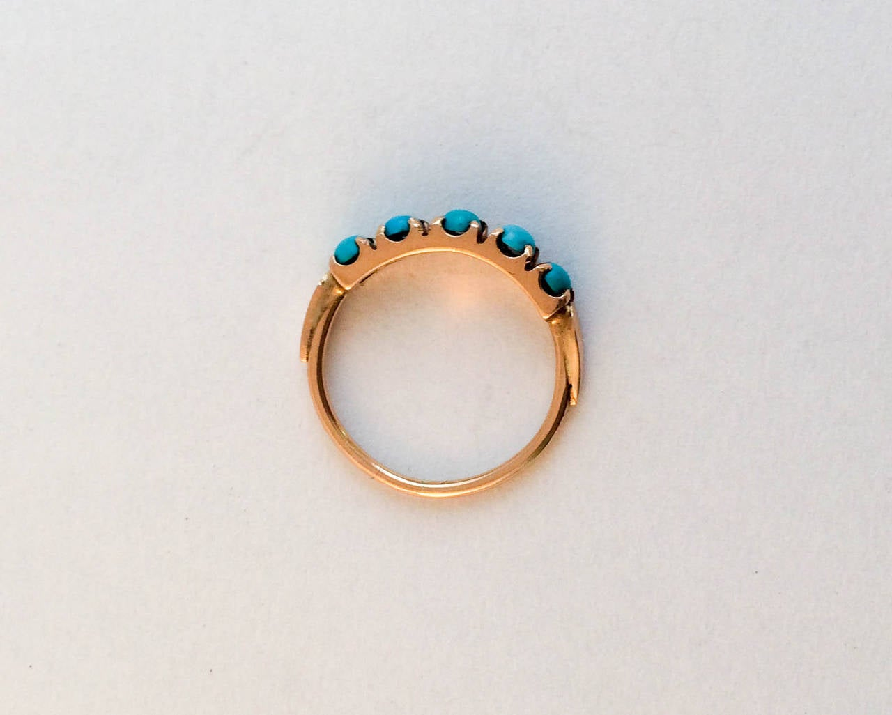 Turquoise Ring - 1960s 2