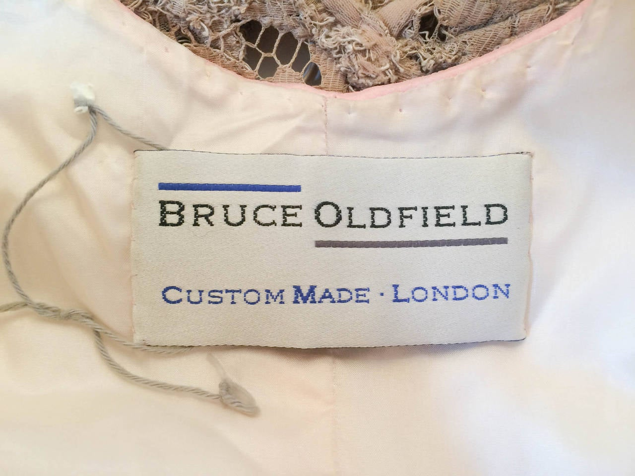 Bruce Oldfield Custom Made Party Dress - 1980s 10