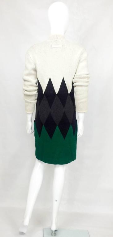 Jean Paul Gaultier Wool Dress - 1985 9