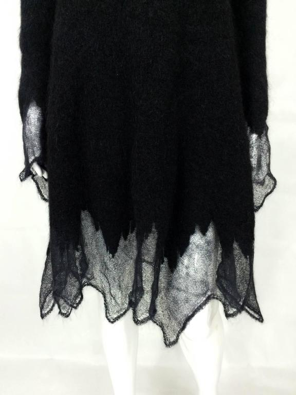 Chanel Mohair Dress - Runway Fall 2009 In Excellent Condition For Sale In London, Chelsea