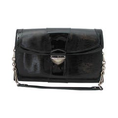 Louis Vuitton Black Iena Epileather Shoulder Bag SHW