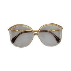 Vintage 1970s Gemini Gold Tone Frames