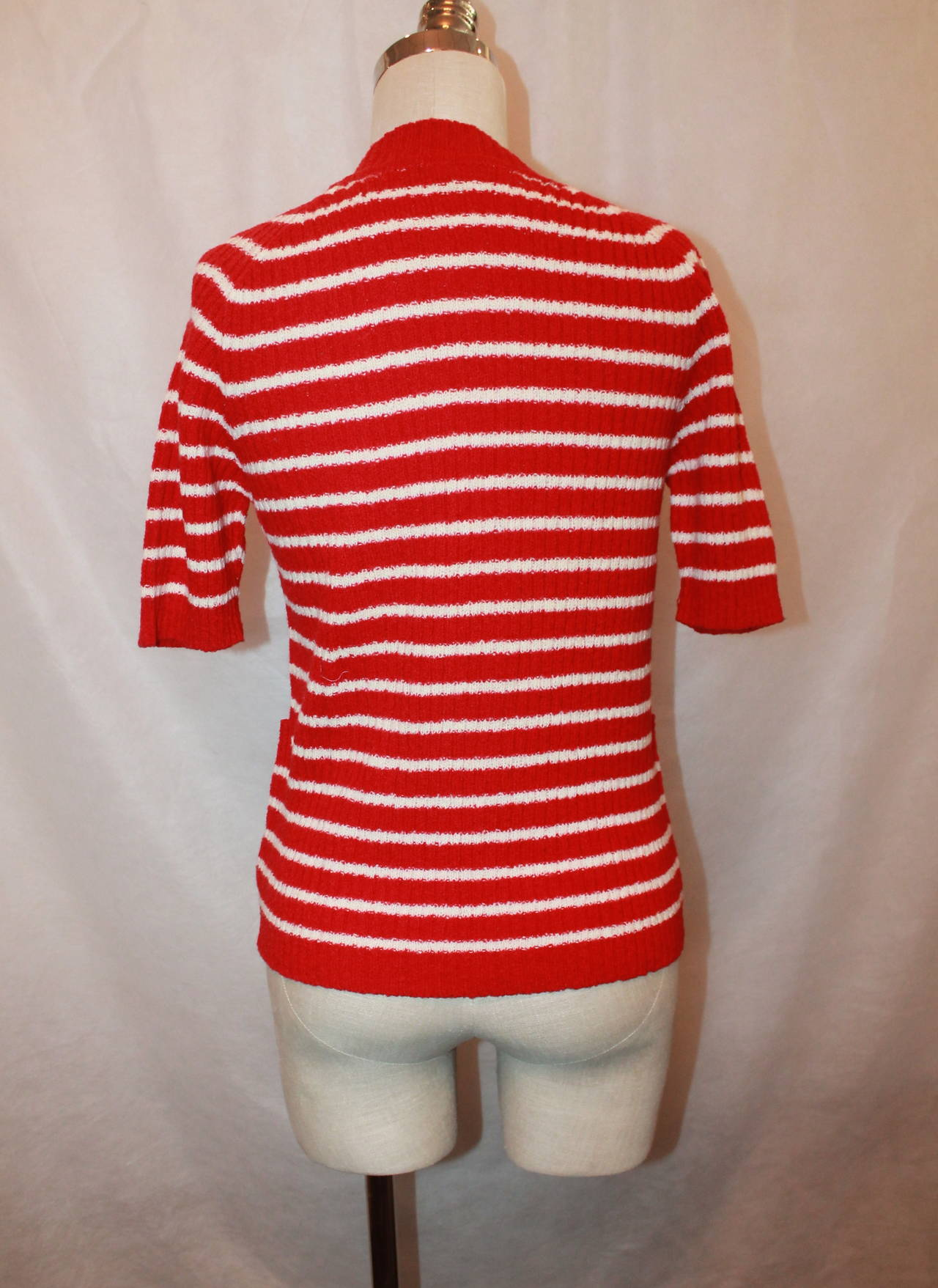 17 Items of red and white striped cardigan. Quick Shop. Plus Size Casual 3/4 Sleeve Knitted Striped Slit Cardigan. $ Quick Shop. Striped Long Sleeve Crew Neck Shift Cardigans Red And White Striped Cardigan Red And Black Striped Cardigan Red Striped Cardigan Blue White Striped Cardigan Gray And White Striped Cardigan Black White.