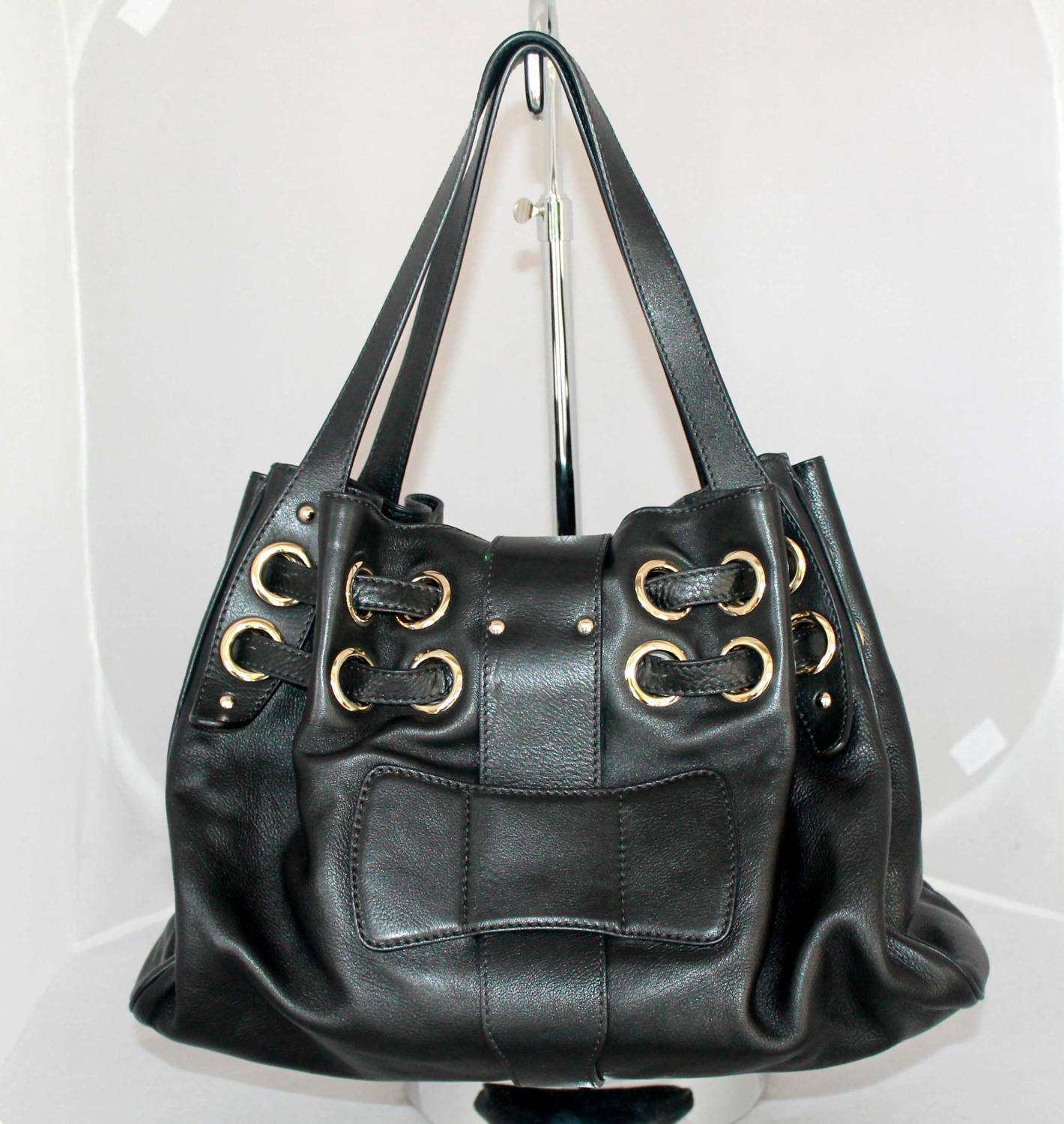 Jimmy Choo Parfums Black Tote Bag Evening Weekender Travel Handbag Purse NWOT Brand new Jimmy Choo Fragrances Limited Edition Tote Bag/Purse. Bag is Black. 2 leather-like drop down handles. on the fr Jimmy Choo Women Parfums Tote Bag .
