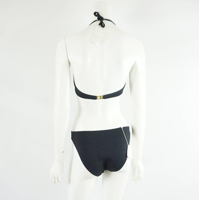Christian Dior Black Bikini - 40 - NWT 3