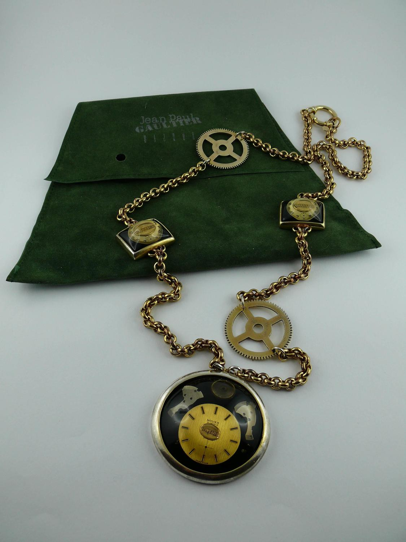 jean paul gaultier vintage rare collectable steampunk