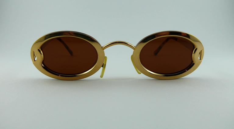 3f495caeaa733 CHRISTIAN DIOR vintage rare limited edition sunglasses. As seen on super  model CARLA BRUNI at