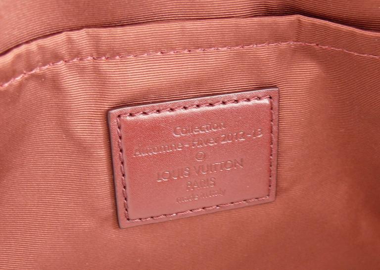 Louis Vuitton Speedy Sunshine Express Burgundy Sequin Monogram Limited Edition For Sale 4